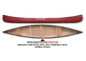 matos-canoe-tres-grand-biplace-nova-craft-prospector-17-rx
