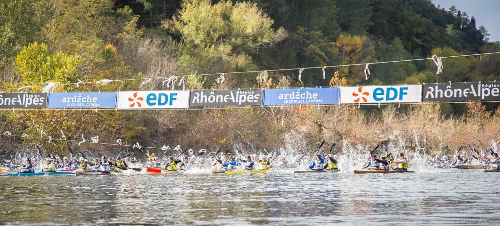 Kayak-Marathon-Ardeche-2013-depart_marathon-gilles-reboisson