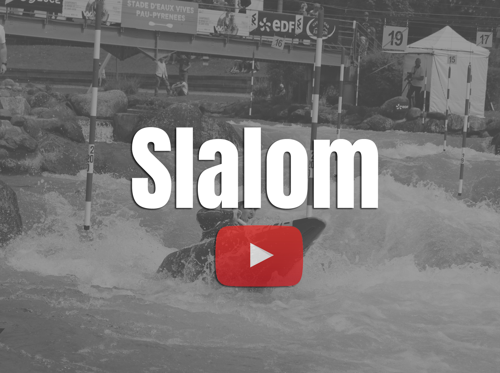 Vidéos slalom