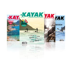 abonnement canoe kayak magazine