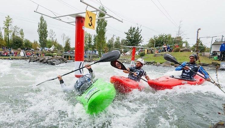 Le slalom extrême bouscule la représentation olympique du canoë-kayak