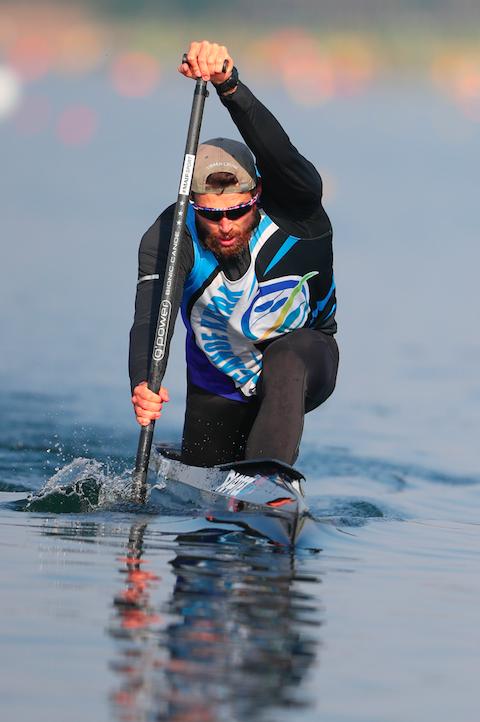 Adrien Bart tourné vers Tokyo aux sélections Olympiques