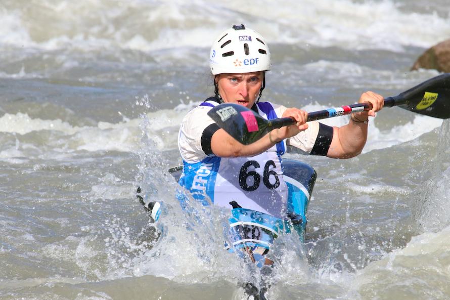 Descente - Sélections Equipe de France Canoë-Kayak