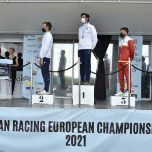 le podium des K1 U23