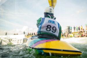 Kayak freestyle championnats d'europe